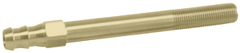 Extension Hose Barb - Brass