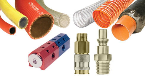 Hose, Manifolds and Fittings
