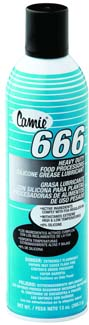 MS666 - Heavy Duty Silicone Grease Lubricant