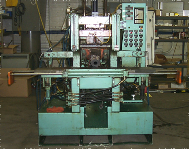 Autojector Machine Before Rebuild